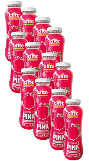 grenade pink 200 ml: 1 carton de 12 bouteilles de 200 ml